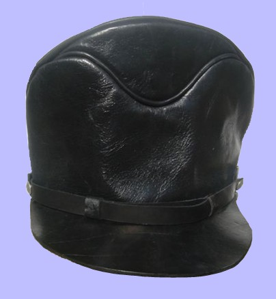 Forge Cap - Leather 1833
