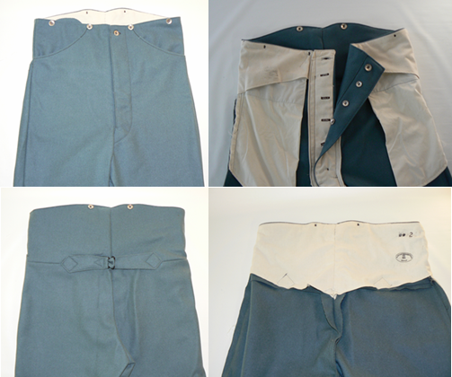 P-1876 Infantry Trousers / OUTOF STOCK