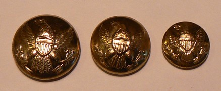 US Eagle Buttons