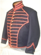 Artillery Musician Shell Jacket - Click Image to Close