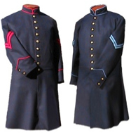 US Frock Coat – EM - Click Image to Close