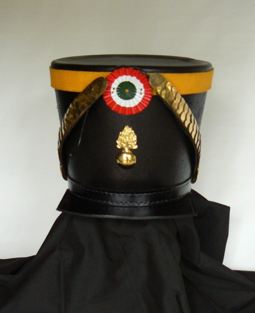 Mexican Shako - Click Image to Close