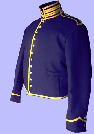 1840 Dragoon jacket