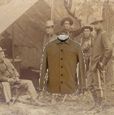 1884 fatigue jacket